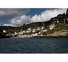 Hard a' Starboard Photographic Print