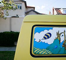 Dr.Seuss Van by Lucas