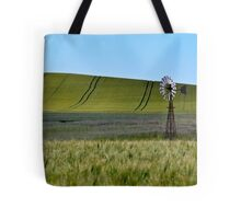 Crop Lines Tote Bag
