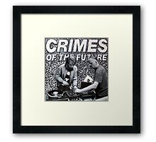 Crimes of the Future Framed Print
