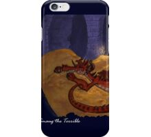 The Hobbit - Smaug the Terrible iPhone Case/Skin