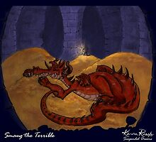 The Hobbit - Smaug the Terrible by SuspendedDreams