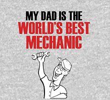 My DAD is the world's best MECHANIC Unisex T-Shirt