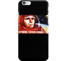 USSR Propaganda - Space iPhone Case/Skin