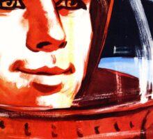 USSR Propaganda - Space Sticker