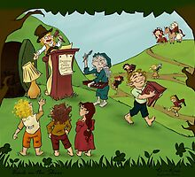 The Hobbit - Back in the Shire by SuspendedDreams