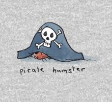Pirate Hamster One Piece - Long Sleeve