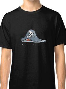 Pirate Hamster Classic T-Shirt