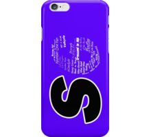 Castle S6 iPhone Case/Skin