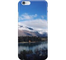 Queenstown Mountains iPhone Case/Skin