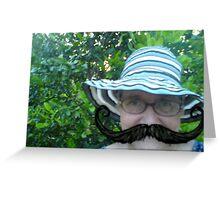 My Movember Greeting Card