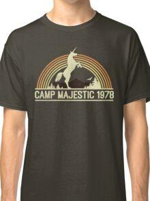 CAMP MAJESTIC  Classic T-Shirt