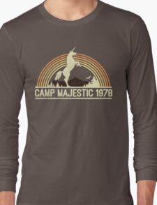 CAMP MAJESTIC  Long Sleeve T-Shirt