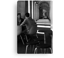 In your dreams, mate! Canvas Print