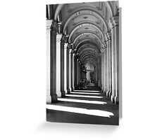 Arched Greeting Card