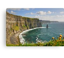 Cliffs of Moher, County Clare, Ireland Canvas Print