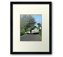 Ciao-Monterosi, Italy Framed Print
