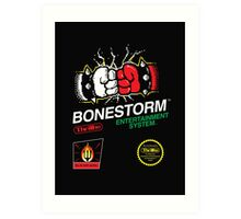 Buy me Bonestorm Art Print