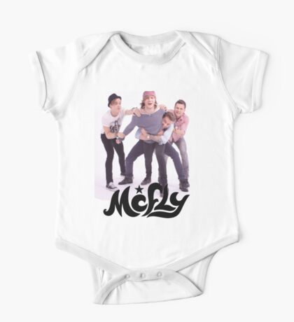 McFly Fun Band Merch One Piece - Short Sleeve