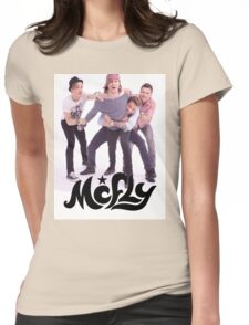 McFly Fun Band Merch Womens Fitted T-Shirt
