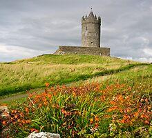 Doonagore Castle County Clare Ireland by upthebanner