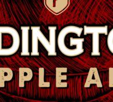 Reddington's Apple Ale Sticker