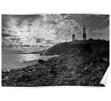 The Montauk Lighthouse Poster