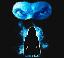 LISTEN Twelfth Doctor - Blue T-Shirt