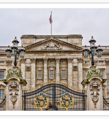 Buckingham Palace, London Sticker