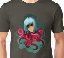 Octopus Girl Unisex T-Shirt
