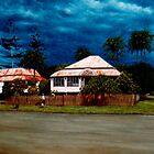 Creek Road Storm by Cary McAulay