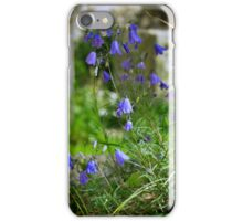 Harebells iPhone Case/Skin