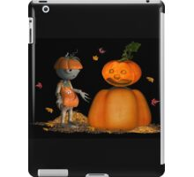 Take me to your leader .. November iPad Case/Skin