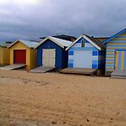 Beach Houses by chrisjf56