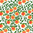 Peach Tree by haidishabrina