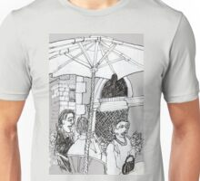 Italy-A Snack Bar in Firenze Unisex T-Shirt