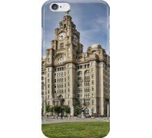 Royal LiverBuilding, Liverpool iPhone Case/Skin