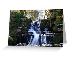 Oxnop Gill #3 Greeting Card