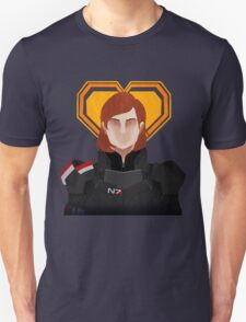 N7 Keep - Jane Shepard Unisex T-Shirt
