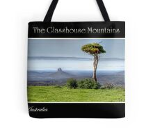 The Glasshouse Mountains Tote Bag