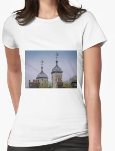 The Tower of London, England Womens Fitted T-Shirt
