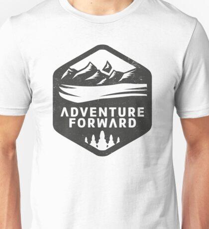 Adventure Forward Unisex T-Shirt