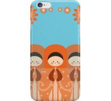 Russian Dolls  iPhone Case/Skin