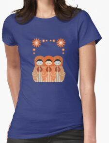 Russian Dolls  Womens Fitted T-Shirt