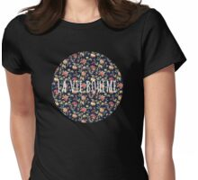 La Vie Boheme Womens Fitted T-Shirt