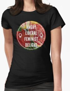 Angry Liberal Feminist Delight T-Shirt