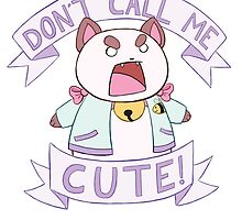 Puppycat - Don't Call Me Cute!  by DoodleCurls