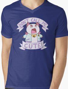 Puppycat - Don't Call Me Cute!  Mens V-Neck T-Shirt