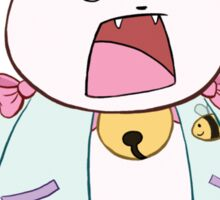 Puppycat - Don't Call Me Cute!  Sticker