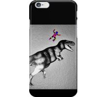 because time travel. iPhone Case/Skin